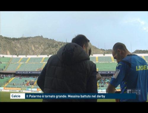 Il Palermo è tornato grande: Messina battuto nel derby