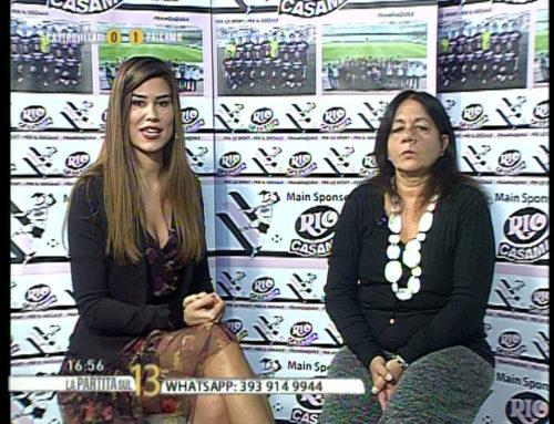 Calcio femminile Palermo con Eliana Chiavetta e Cinzia Valenti | 15/12/2019