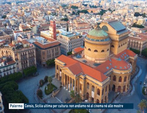 Palermo – Censis, Sicilia ultima per cultura: non andiamo né al cinema né alle mostre