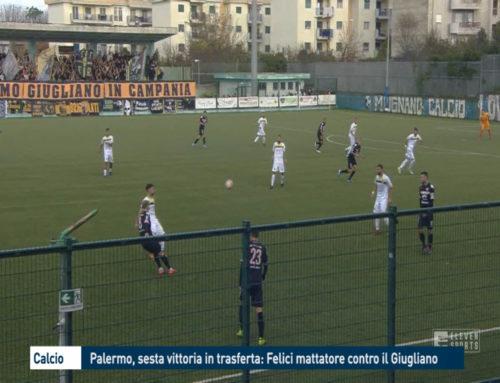 Calcio, sesta vittoria in trasferta del Palermo: Felici mattatore contro il Giugliano
