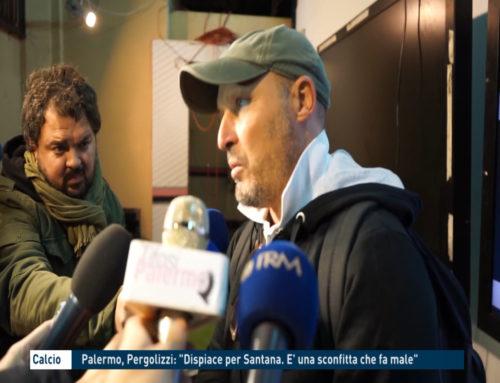 """Calcio – Palermo, Pergolizzi: """"Dispiace per Santana. E' una sconfitta che fa male"""""""