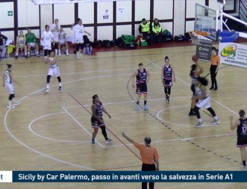 Basket: Sicily by Car Palermo, passo in avanti verso la salvezza in serie A1