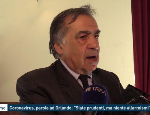 "Palermo, Coronavirus, parola ad Orlando: ""Siate prudenti, ma niente allarmismi"""