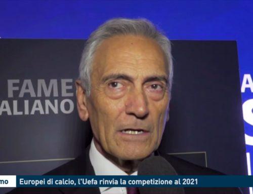 Palermo: Europei di calcio, l'Uefa rinvia la competizione al 2021