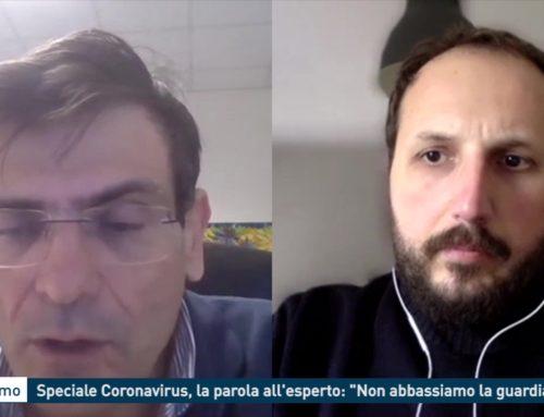 """Palermo: Speciale Coronavirus, la parola all'esperto: """"Non abbassiamo la guardia"""""""