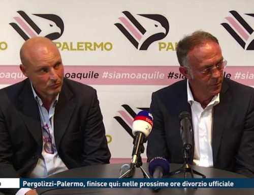 Calcio – Pergolizzi-Palermo, finisce qui: nelle prossime ore divorzio ufficiale