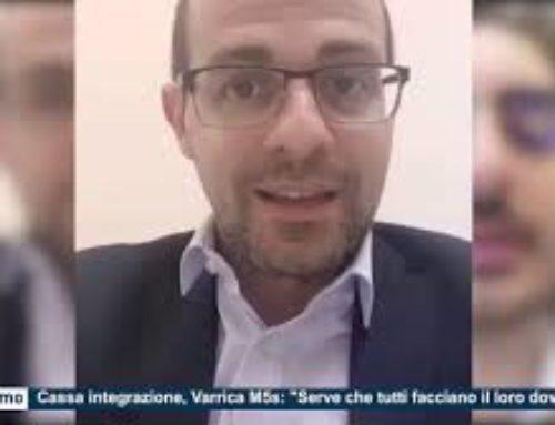 """Palermo – Cassa integrazione, Varrica M5s: """"Serve che tutti facciano il loro dovere"""""""