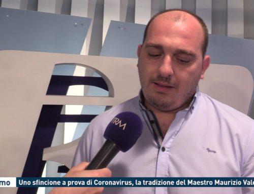Palermo – Uno sfincione a prova di Coronavirus, la tradizione del maestro Maurizio Valenti