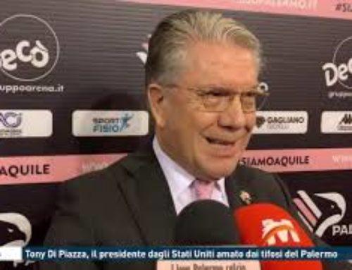 Calcio – Tony Di Piazza, il presidente dagli Stati Uniti amato dai tifosi del Palermo