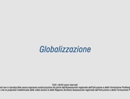 La Scuola in Tv – Globalizzazione