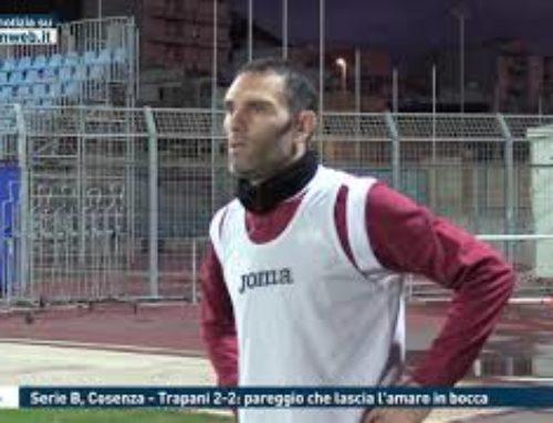 Calcio – Serie B, Cosenza-Trapani 2-2 pareggio che lascia l'amaro in bocca