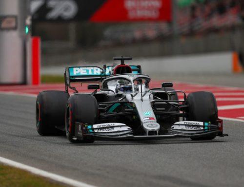 Bottas vince il Gp d'Austria davanti a Leclerc e Norris