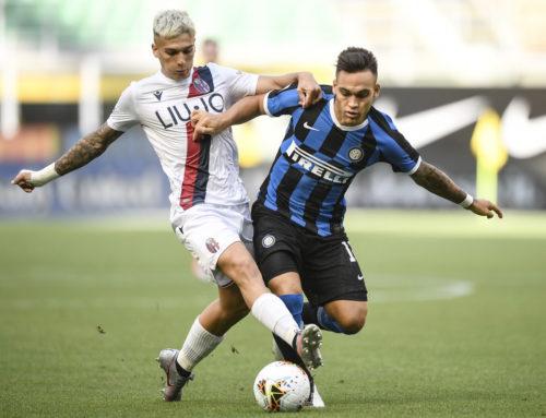 Il Bologna vince 2-1 in rimonta, Inter ko a San Siro