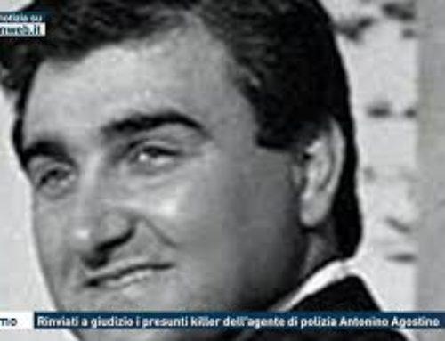 Palermo – Rinviati a giudizio i presunti killer dell'agente di polizia Antonino Agostino