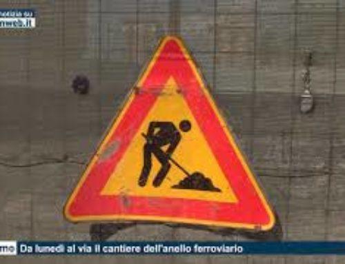 Palermo – Da lunedì al via il cantiere dell'anello ferroviario