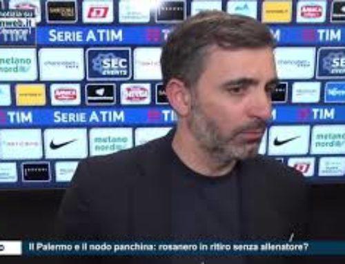 Calcio – Il Palermo e il nodo panchina: rosanero in ritiro senza allenatore?