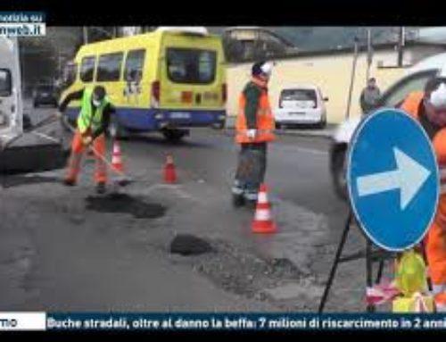 Palermo – Buche stradali, oltre al danno la beffa: 7 milioni di riscarcimento in 2 anni