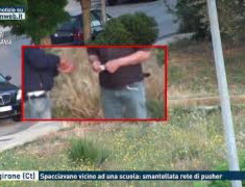 Caltagirone (Ct) – Spacciavano vicino ad una scuola: smantellata rete di pusher