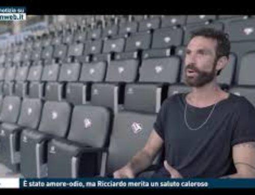 Calcio – È stato amore-odio, ma Ricciardo merita un saluto caloroso