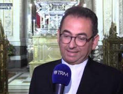 "Palermo – Mons. Filippo Sarullo: ""Santa Rosalia"""