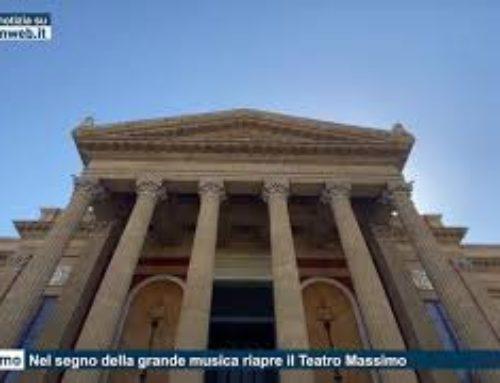 Palermo – Nel segno della grande musica riapre il Teatro Massimo
