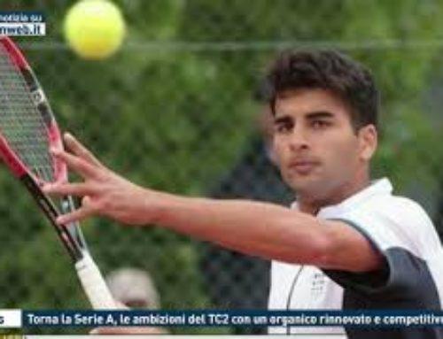 Tennis – Torna la Serie A, le ambizioni del TC2 con un organico rinnovato e competitivo