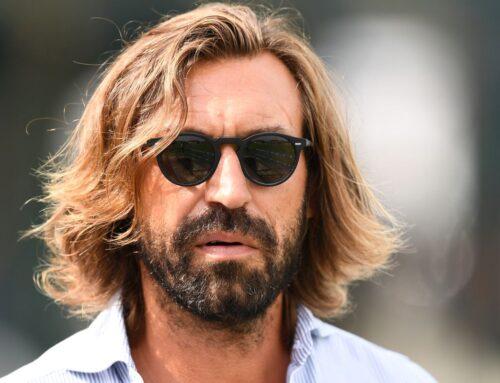 La Juve riparte da Andrea Pirlo: è il nuovo allenatore