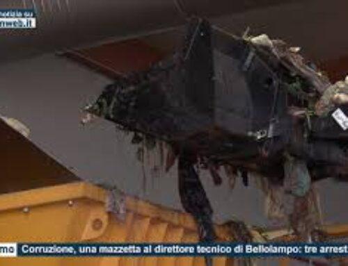 Palermo – Corruzione, una mazzetta al direttore tecnico di Bellolampo: tre arresti