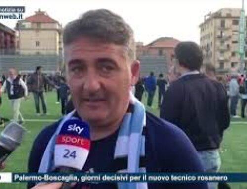 Calcio – Palermo-Boscaglia, giorni decisivi per il nuovo tecnico rosanero
