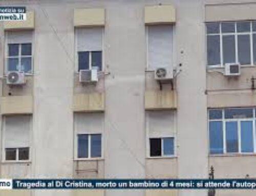 Palermo – Tragedia al Di Cristina, morto un bambino di 4 mesi: si attende l'autopsia