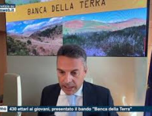 """Palermo – 430 ettari ai giovani, presentato il bando """"Banco della Terra"""""""