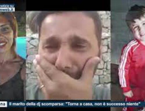 """Messina – Il marito della dj scomparsa: """"Torna a casa, non è successo niente"""""""
