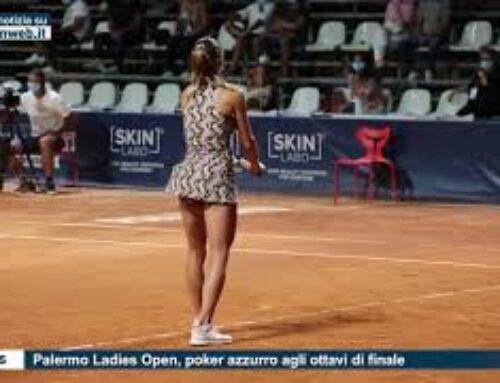 Tennis – Palermo Ladies Open, poker azzurro agli ottavi di finale