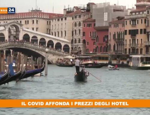 Il covid affonda i prezzi degli hotel
