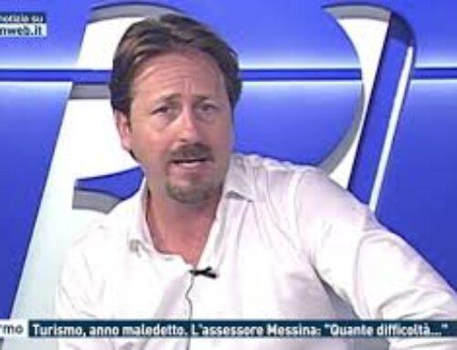 """TGMED 23.09.20 PALERMO – TURISMO, ANNO MALEDETTO. L'ASSESSORE MESSINA: """"QUANTE DIFFICOLTÀ…"""""""