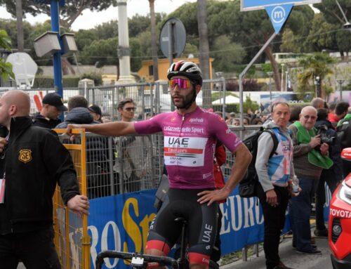 Giro2020, Gaviria positivo al Covid-19 e asintomatico