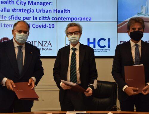 Anci, Sapienza e Hci insieme per formazione Health City Manager