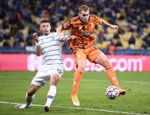 La Juventus vince a Kiev, doppietta Morata e Dinamo ko