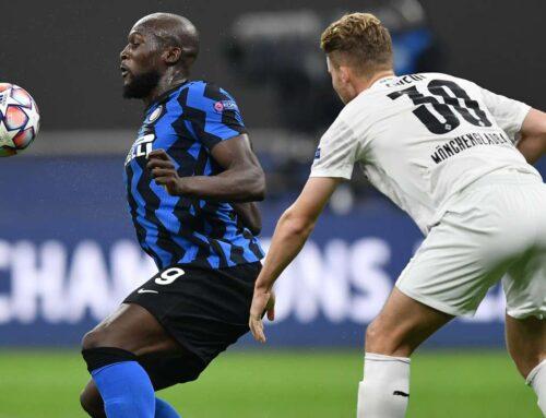 Lukaku non basta, pari Inter contro il Moenchengladbach