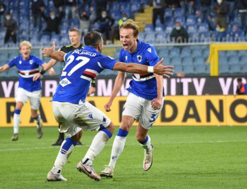 Colpo Sampdoria a Bergamo, Atalanta sconfitta 3-1