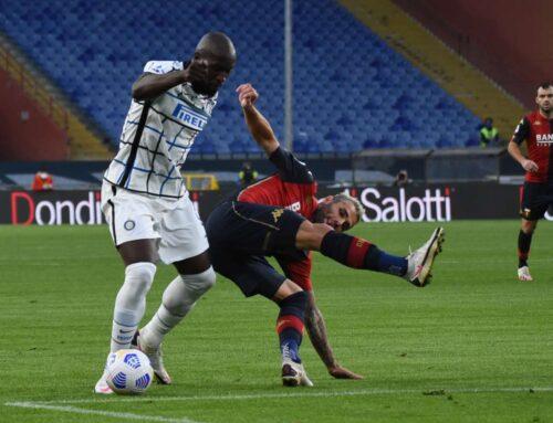 Lukaku-D'Ambrosio, a Marassi Inter vittoriosa sul Genoa