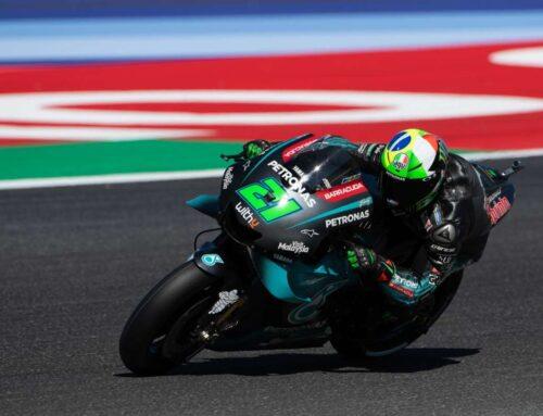 Morbidelli vince il Gp di Teruel davanti a Rins e Mir