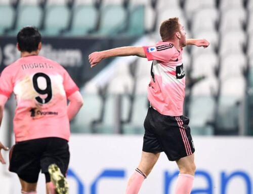 Il Verona ferma la Juve, 1-1 all'Allianz Stadium