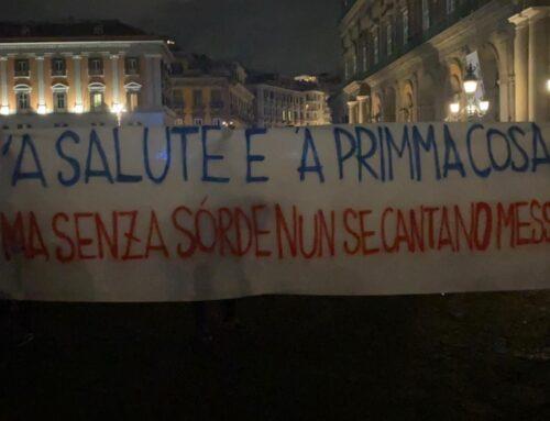 Proteste anti Covid da Milano a Napoli, da Torino a Trieste