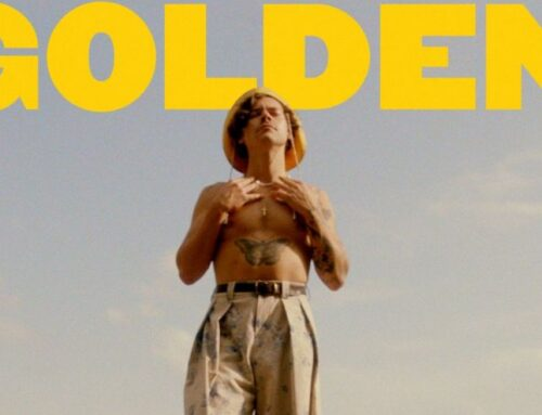 "Harry Styles, online video ""Golden"" girato sulla Costiera Amalfitana"