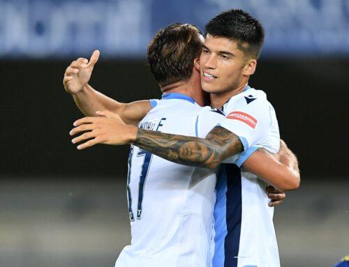 Lazio in piena emergenza pareggia 1-1 a Bruges