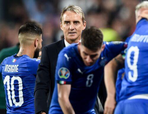 """Mancini """"In Serie A pochissimi italiani, avremo chance agli Europei"""""""