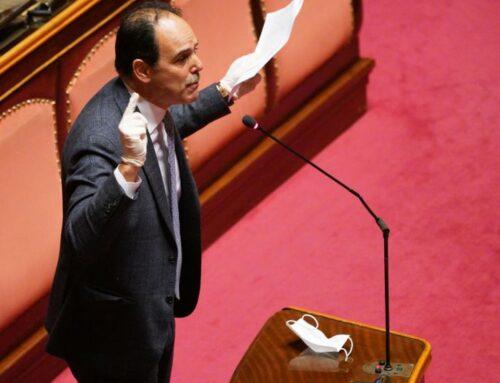 """Coronavirus, Marcucci """"Conte valuti se singoli ministri adeguati"""""""