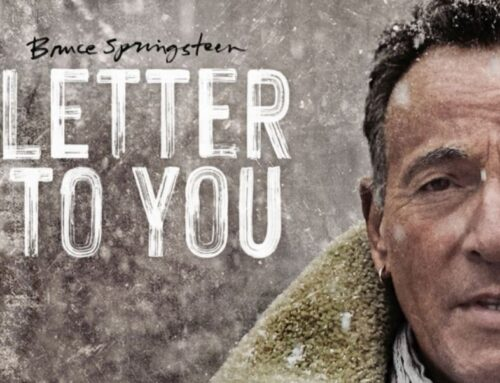 "Springsteen, ""Letter To You"" in testa alla classifica di vendite album"