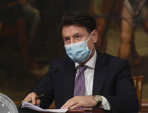 """Conte """"In primavera confidiamo di essere fuori da pandemia"""""""